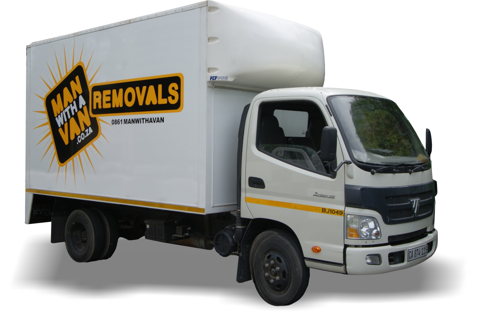 Man With A Van Furniture Removals Movers Moving Companies